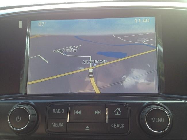 2014 - 2018 Chevy MyLink Factory Navigation System